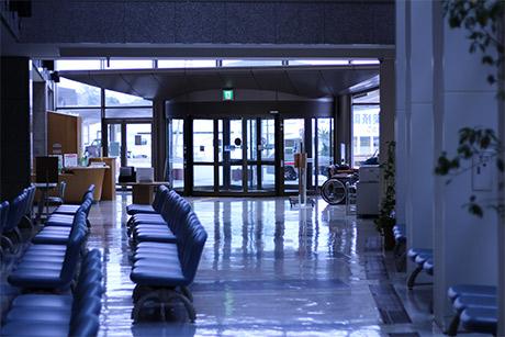病院見学終了イメージ